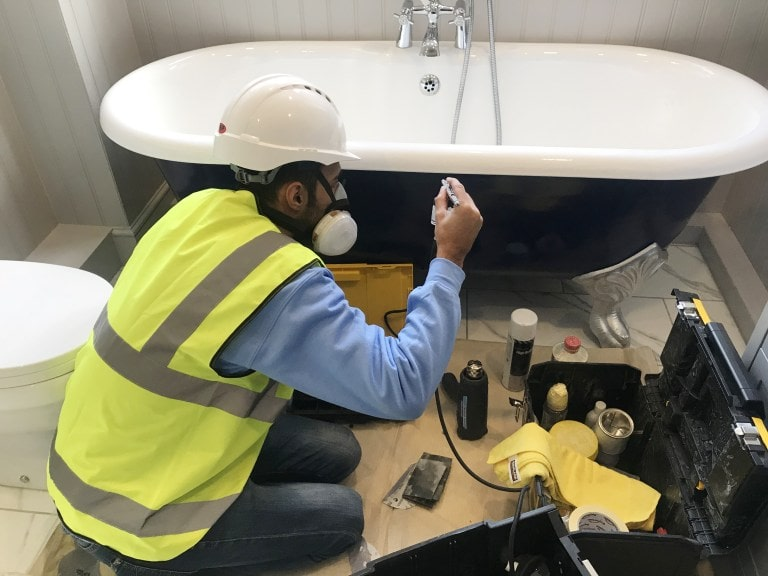 Tray Re Surfacing Kingsland | Bath Repair Kingsland