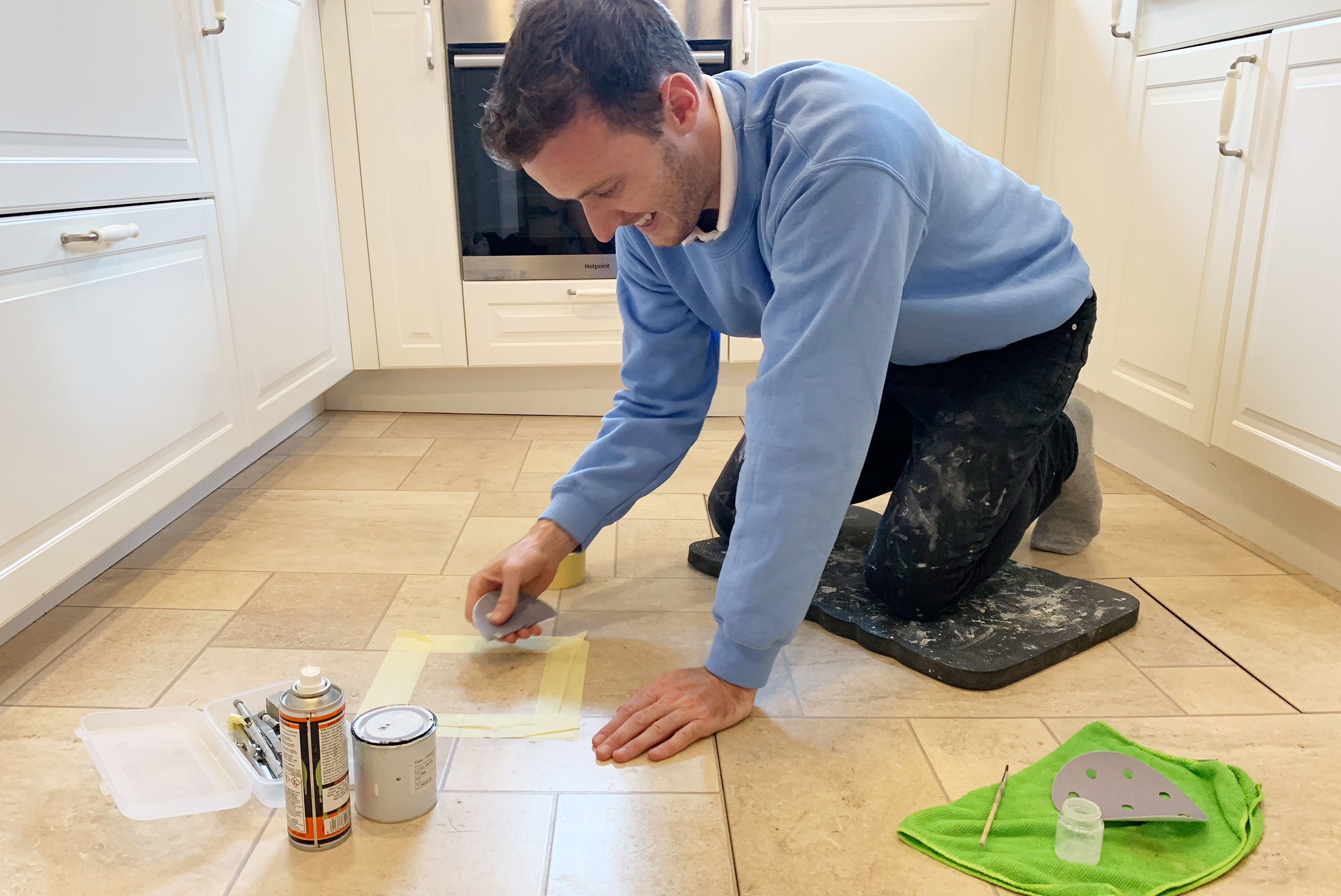 Worktop Repair East Sheen | Tile Crack East Sheen
